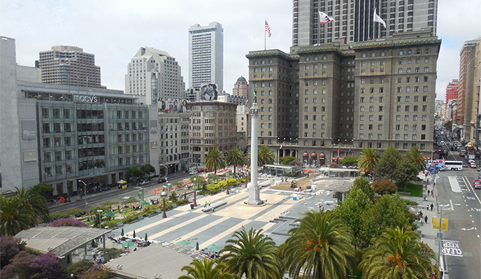 Picture of Union Square San Francisco